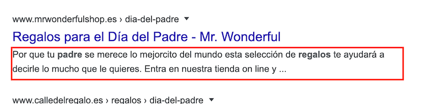 ejemplo mr wonderful