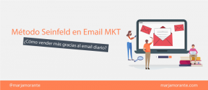 metodo seinfeld email marketing