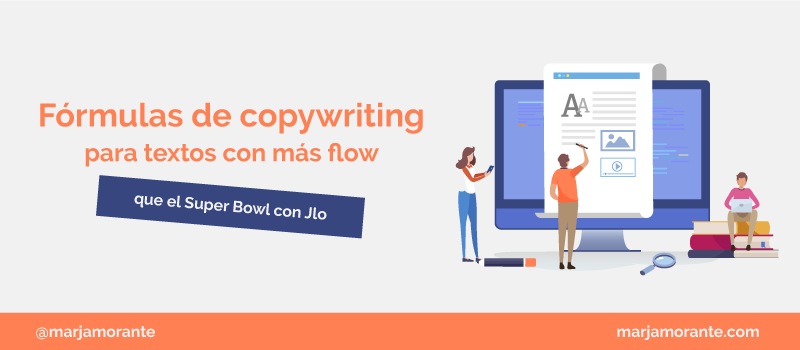 formulas de copywriting